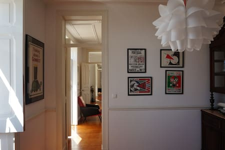 Casa Quadrado Azul - Wohnung
