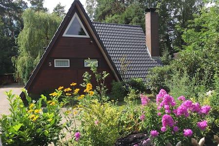 Ferienhaus im Märchenwald bei Celle - Ev