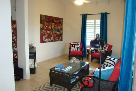 One Bedroom Apartment in Heart of Road Town - Road Town - Apartment