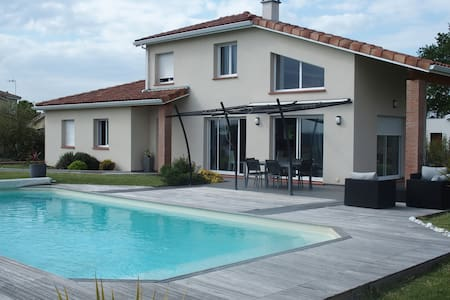 Maison contemporaine - Dom