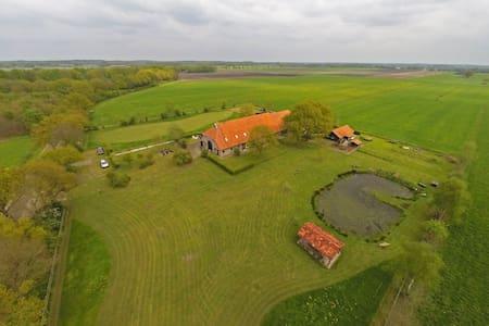 Stijlvol logeren in Drenthe - Ház