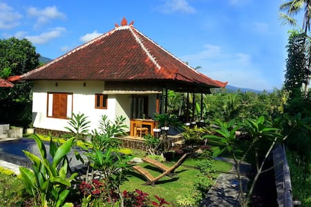 Balinese House with Private Pool in Secret Garden - Sukasada - House