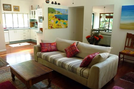 Byron Rainforest Villa - Byron Bay - Villa