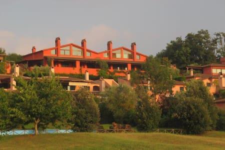 Panoramic villa near Golf Nazionale - Townhouse