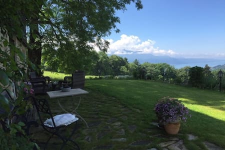 Chambre à louer dans un chalet suisse magnifique! - Chalet