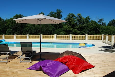 Family Holidays in France - Haus