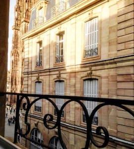 Appartement face Cathédrale - Hyper centre - Strasbourg - Appartement