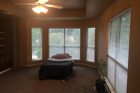 Private room with air mattress - Mesquite - House