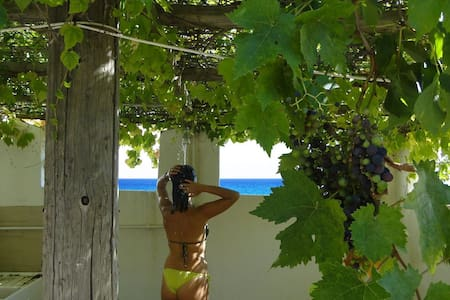 Villa Amelia super panoramica! - Marina di Camerota - Apartment