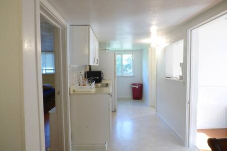 3 beds in 2 rooms, parking, kitchen - Daire