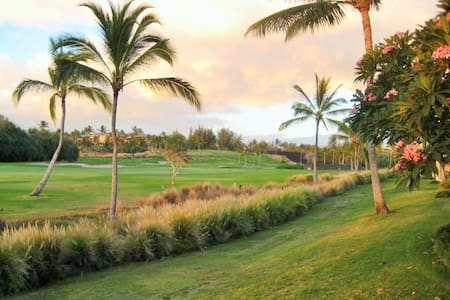 Fairway Villas F3 - Waikoloa Beach Resort - 公寓
