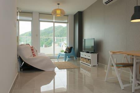 Fantastic Sea View Studio - Appartement