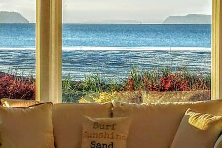 NW Coastal Living on Camano - Haus