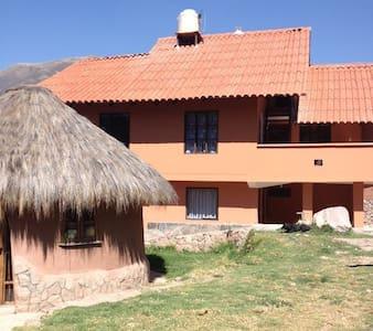 Delicioso despertar en El Valle Sagrado - Calca - Apartamento
