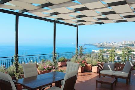 Loft on the Sea - Catania