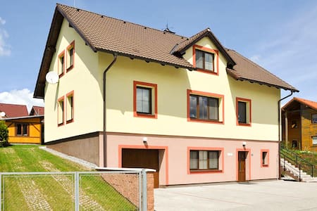 Accomodation in Frymburk vila 240 - Frymburk