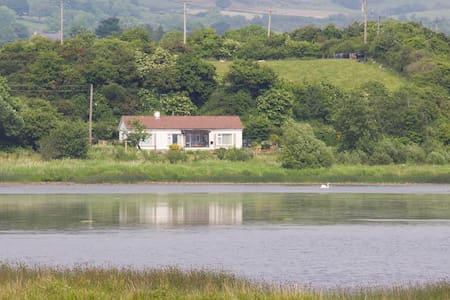 Rose cottage,Tranquility by Inch lake - County Donegal