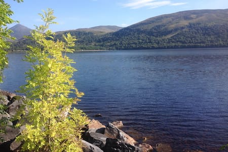 Luxury Highland Lodge - Kinloch Rannoch