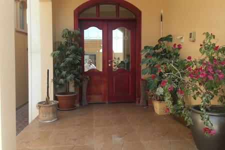 Excellent villa near new airport - Casa