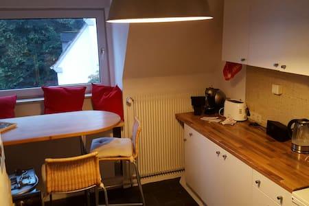 charmante kleine Altstadt-Wohnung - Bielefeld - Apartment