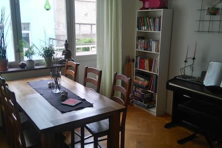 Nice apartment in the heart of Ystad - Ystad - Apartamento