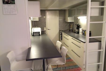 Beautiful studio, Great location - Appartamento