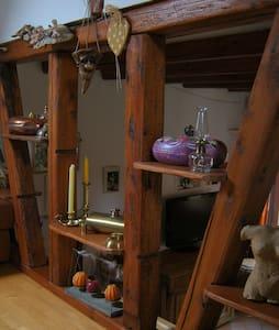 Chez La Mariotte, chambre privée - Ev