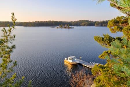 Massasauga Park - Georgian Bay - Parry Sound - Chatka