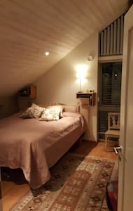 Three bedrooms, sauna, lounge and modern kitchen - Entire Floor