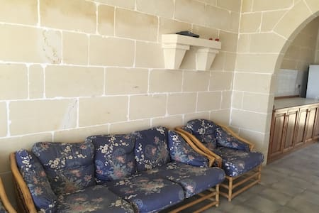 Private Double Room With Amazing View - Nadur - Apartamento