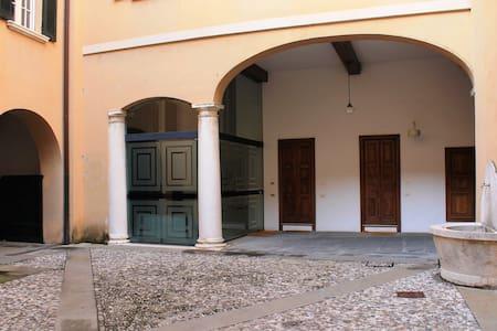 Grazioso bilocale in pieno centro storico - Brescia