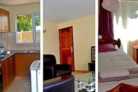 Cozy Town Apartment in Kisumu - Kisumu - Apartment