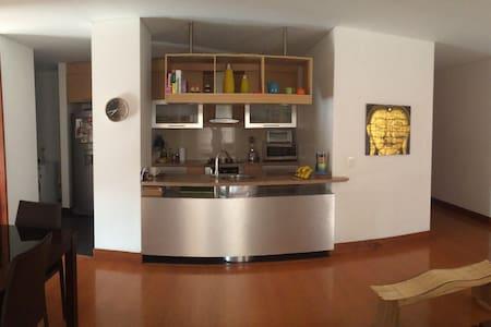 Lovely and cosy apartment in Chapinero Alto-Bogotá - Bogotá - Appartamento