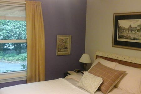 Cozy Room +Breakfast in Upscale BuenaVista Quarter - Winston-Salem