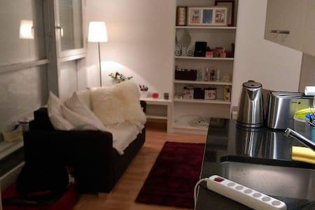 Studio apartment with small balcony max for 4 ppl - Apartment