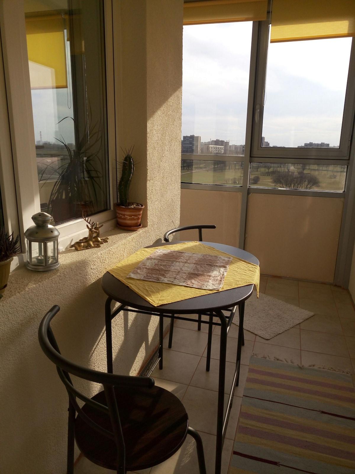 Новая-двухкомнатная квартира,wifi+панорамный вид - apartment.