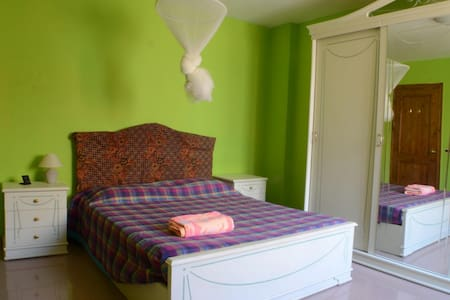Room, sea view, near beach (Hadaba SSH) - Bed & Breakfast