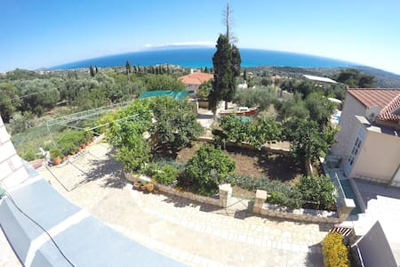 3 Bedroom house with beautiful view - Kefallonia - House