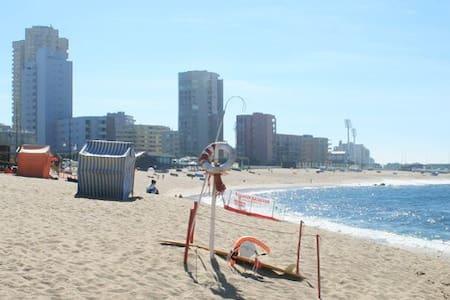 Beach and entertainment - Gastronomy - Póvoa de Varzim - Byt