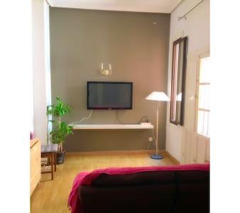 Piso tranquilo en el centro - Madrid - Apartment