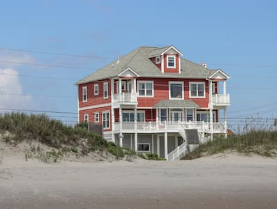 Best of Both Worlds-100 Bay Ct. - North Topsail Beach - House