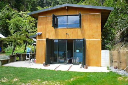 Water Pistoll - Blockhütte
