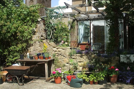 Double ensuite in quiet area, near town centre - Crewkerne - Dom