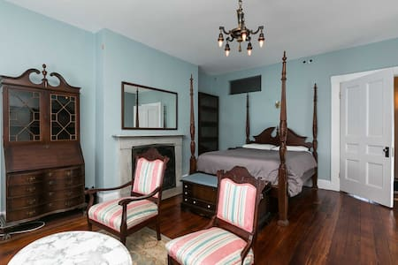 3b Historic Suites - Downtown Townh - Baltimora - Bed & Breakfast