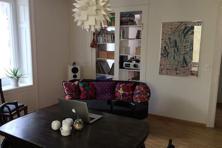 Cosy & Calm Room, Centrally located - Zürich - Wohnung