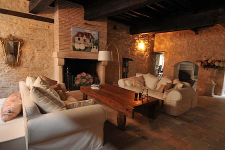 That special occasion exquisite Medieval townhouse - Lauzerte