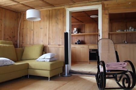 Ferienhaus mit Wohlfühlflair in ruhiger Umgebung - Ház