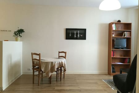 Studio au coeur de la bastide - Apartament