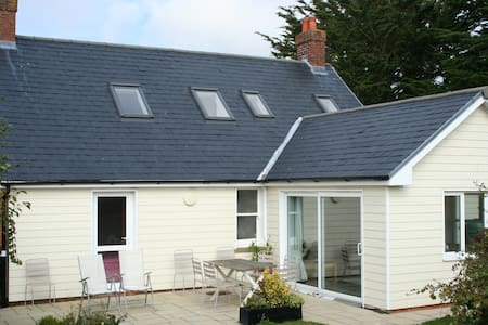 Luxury  4 bedroom bungalow in stunning countryside - Isle of Wight - Casa