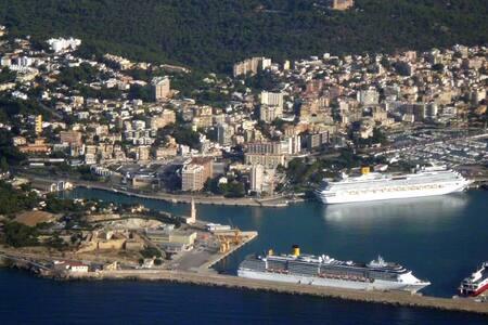 Sehr ruhiges Doppelzimmer, Süd Mallorca, Son Bielo - Apartemen